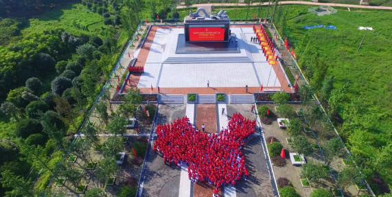 环境与文化深度融合,新三萍石仑关梦想小镇景区