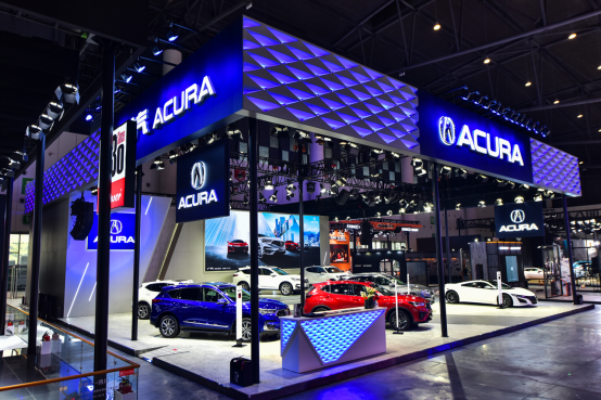 """以性能论豪华 ——广汽Acura携主力车型""""蓉""""耀成都国际车展"""