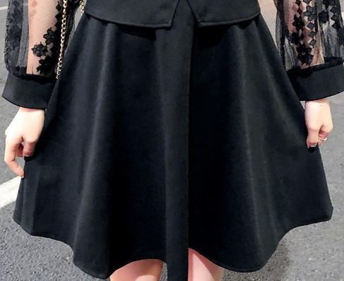今年夏天,这些裙子最适合入手,看着简单却很有高级感的样子!图3