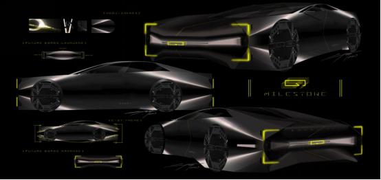 为Z世代而来,观致将发布全新MILESTONE概念车图1