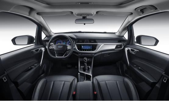 5万元买5座SUV配博世ESP9.3系统,这是何等神仙性价比?