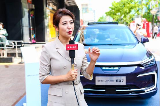 看热闹 知门道 北汽集团北京车展惊艳亮相背后:3000万辆