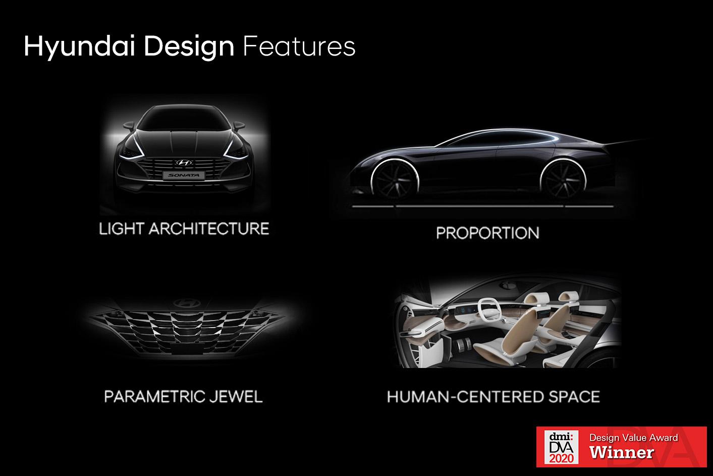 《现代汽车赢得DMI 2020年度设计价值大奖 战略性设计理念获权威认可》