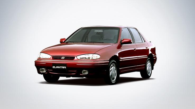 经典即永恒 现代汽车伊兰特三十年迭代之途