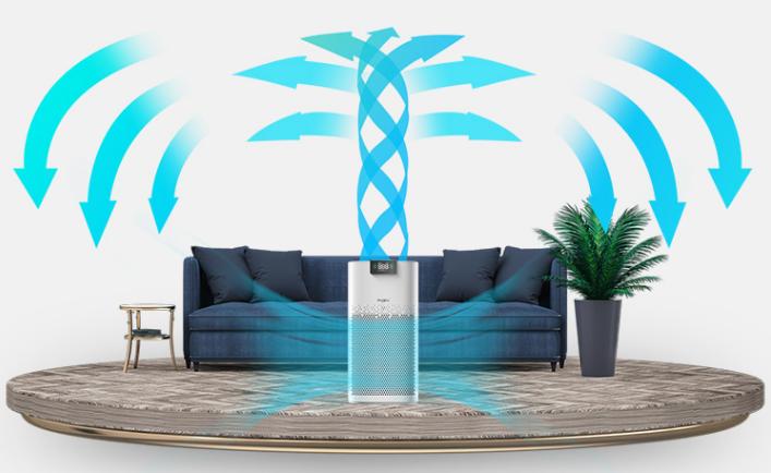 乐享健康森呼吸,惠而浦空气消毒机让居家生活更美好