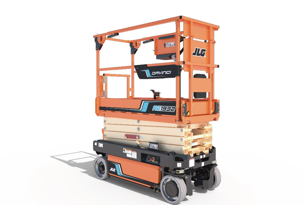 捷尔杰北美正式发布全电动剪式高空作业平台,树立电气化新标杆!