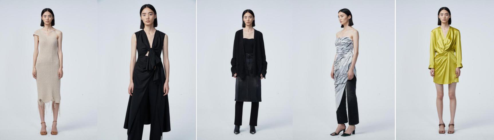 JNBY SS21轻礼服系列 —— 发现,另一面的自己,