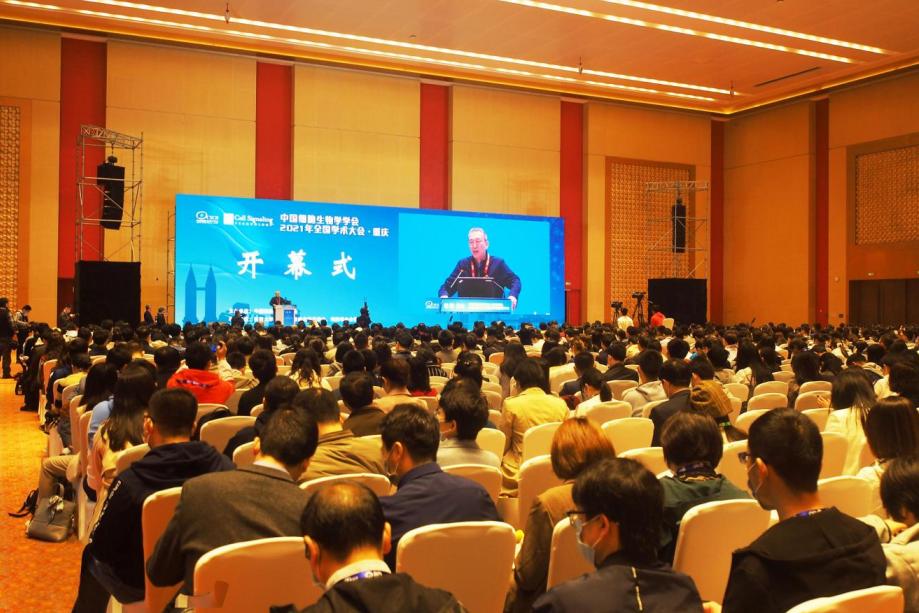 凝聚尖端科技 助推行业发展——奥林巴斯亮相2021中国细胞生物学学会
