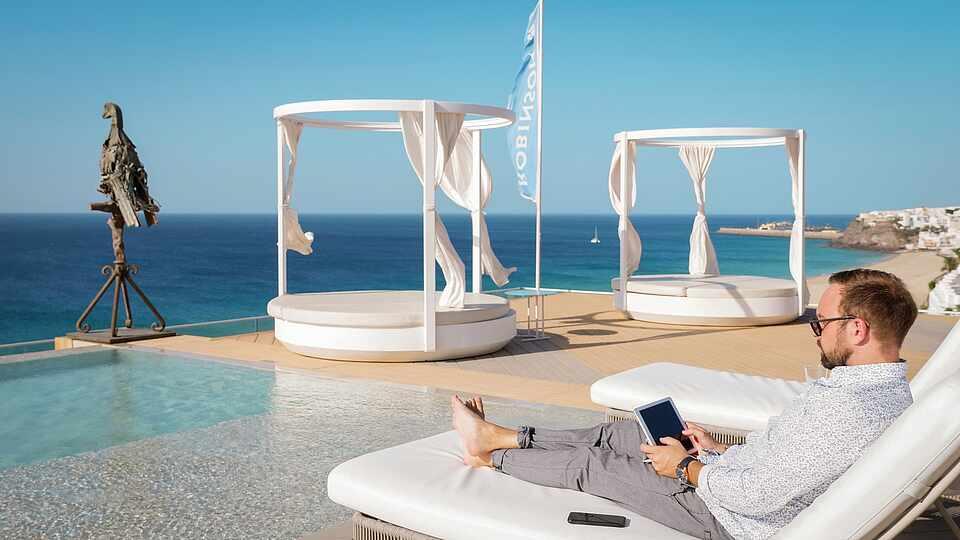 精品度假村品牌鲁滨逊以万全准备迎接度假季