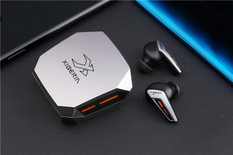 618好物推荐 西伯利亚W2沉浸式电竞游戏TWS耳机