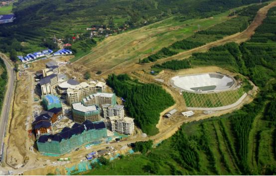 拾雪川滑雪度假小镇——开启度假生活新体验