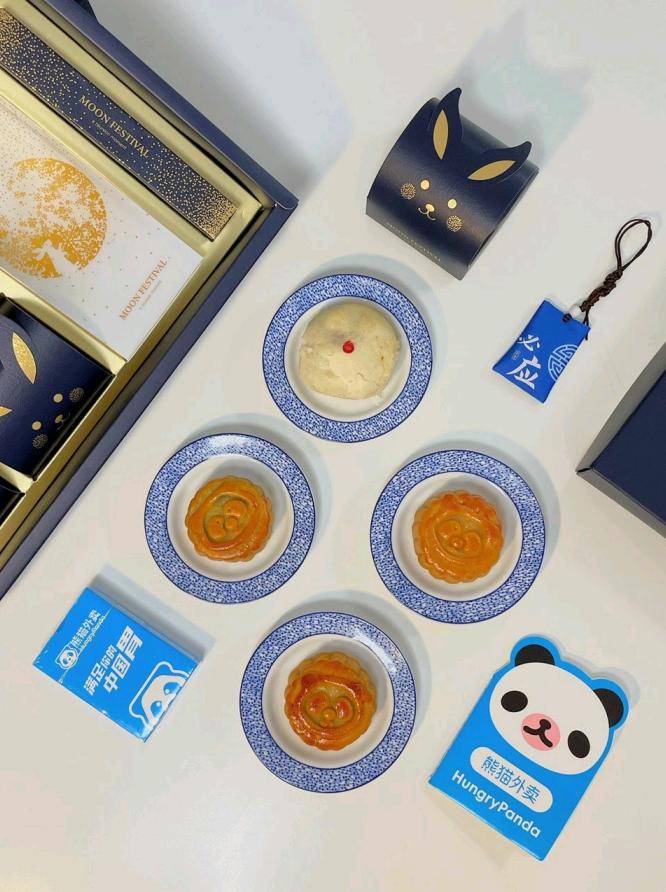 HungryPanda熊猫外卖携手商家推出联名月饼,扩大品牌效应