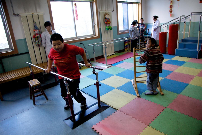 """壹步网:""""肢残儿童助成长""""项目启动,点亮儿童未来"""