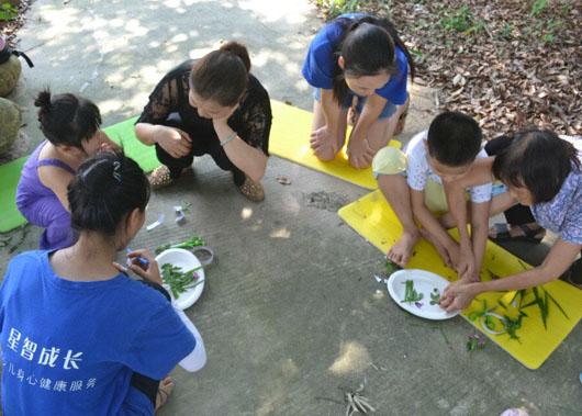 星智成长开展自闭症儿童家庭帮教与赋能公益活动