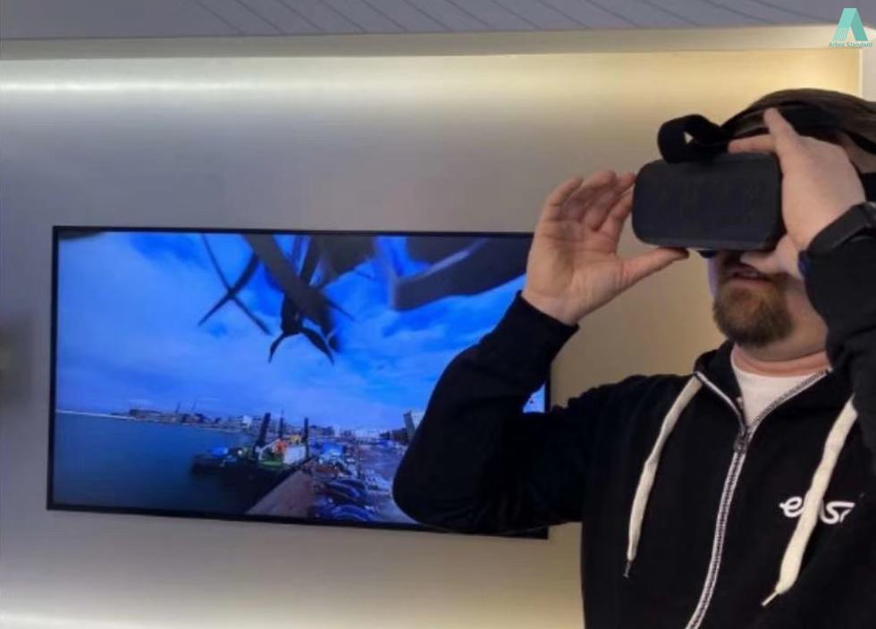 乔品科技助力未来产业革新: 5G+VR全景2B端产业应用