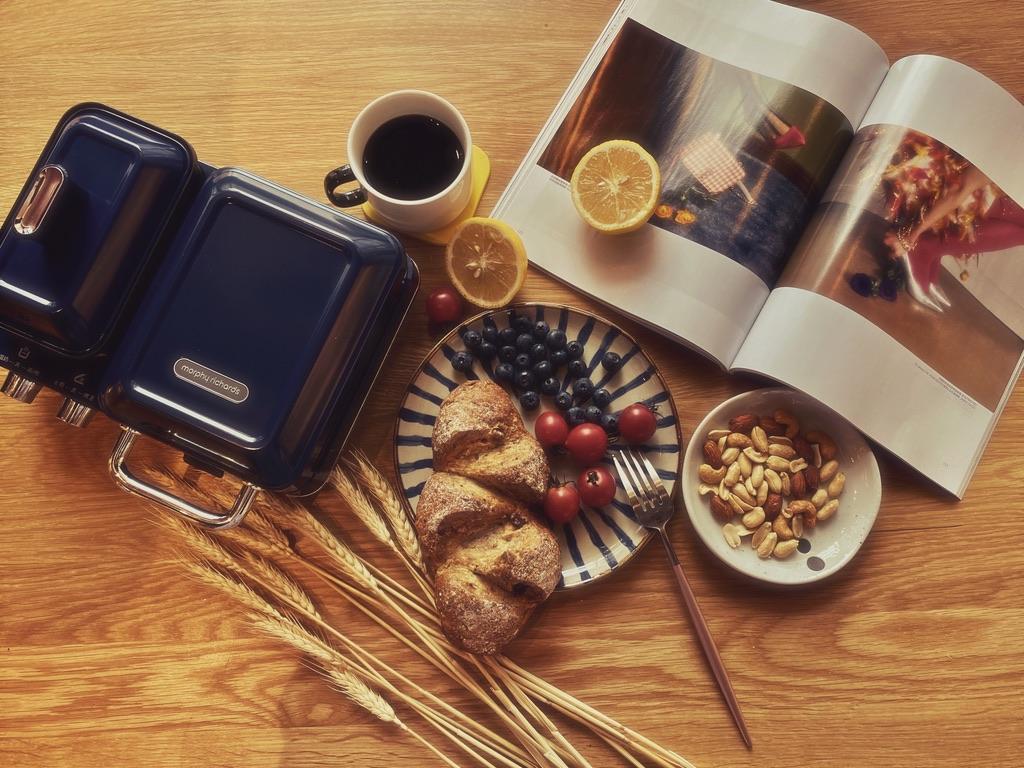摩飞轻食机,懒人必备神器,轻食营养早餐轻松做