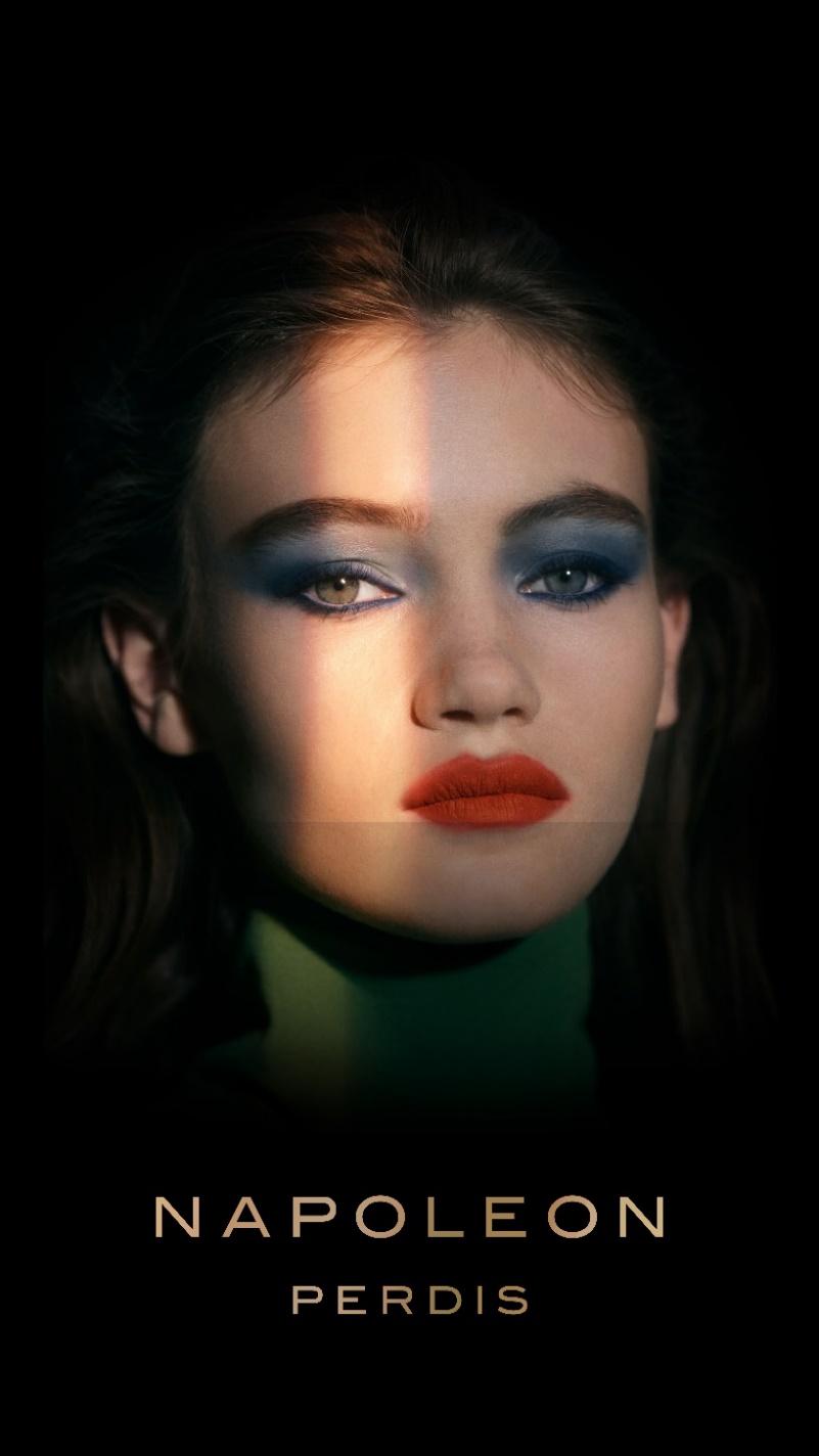 展现真我 绽放魅力 拿破仑彩妆28周年 暨唇膏九月全球首发