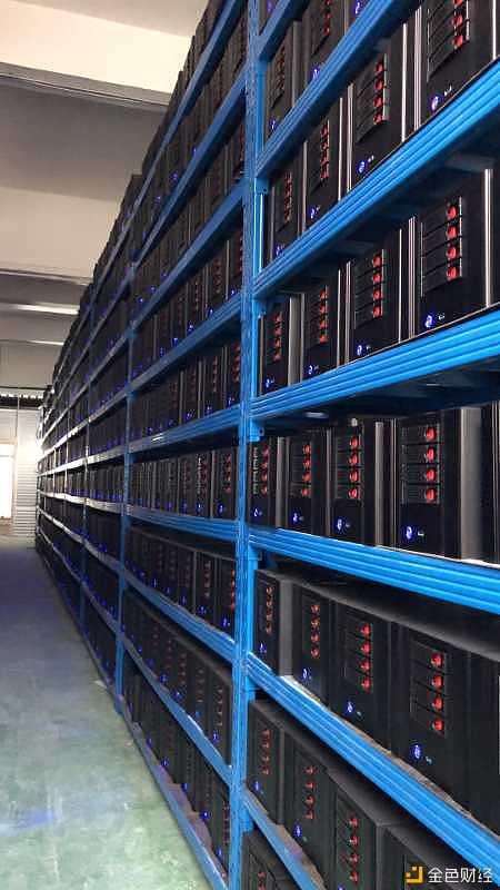 分布式存储公链 MTP已于7.1号正式开启挖矿