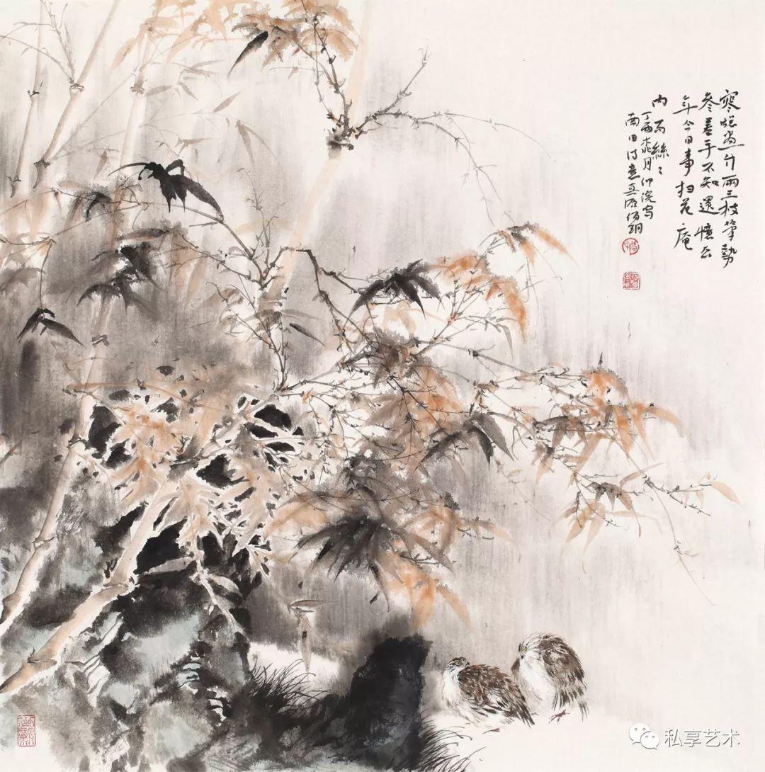 不一样的风雅——画坛文人刘佰玥的古典情怀图3