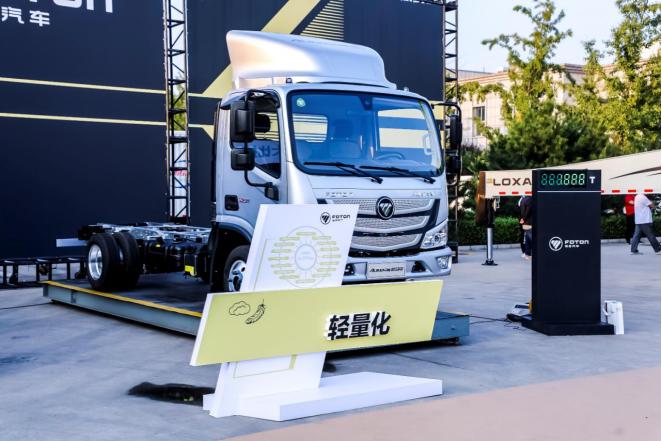 自重1.8吨:欧马可轻卡如何做到行业最轻