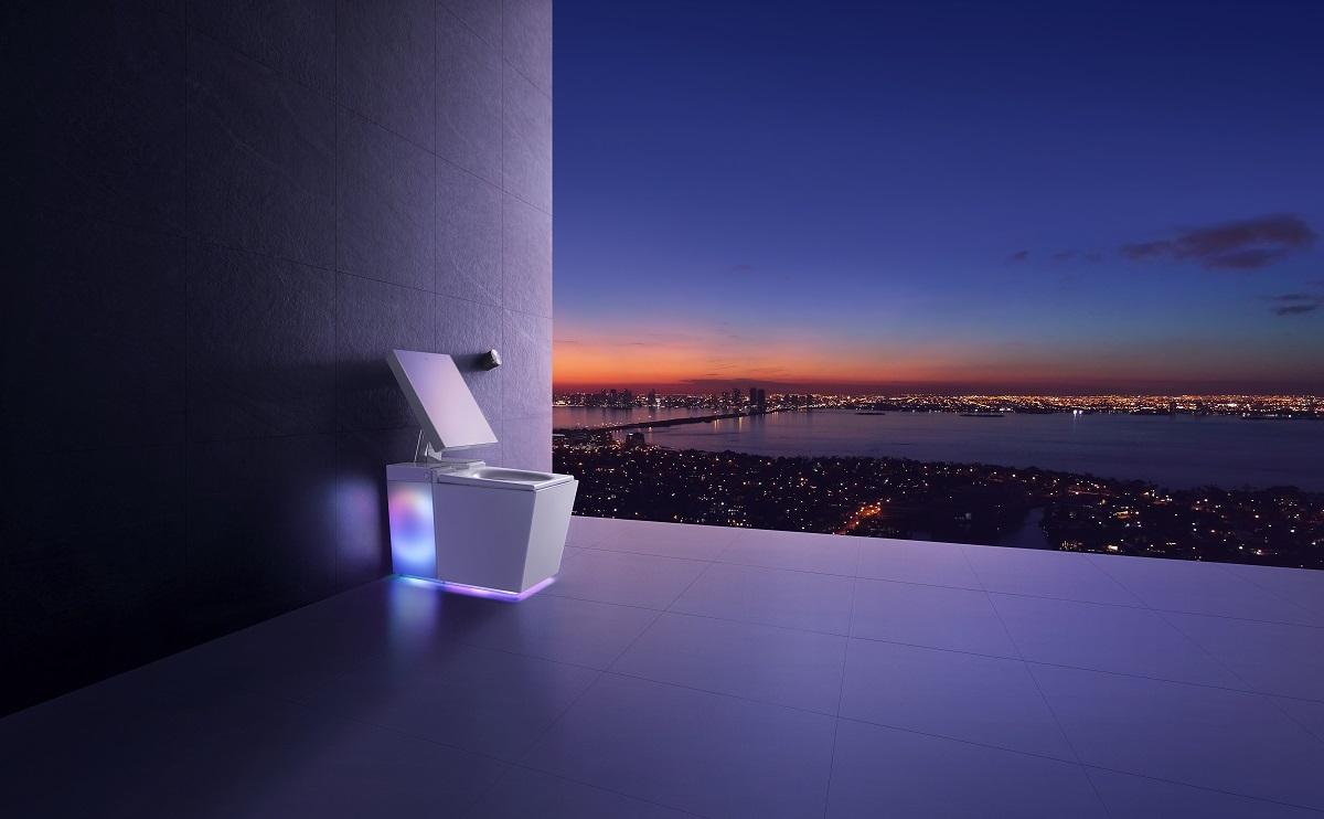科勒发布全新纽密2.0智能座便器——声光触动全感官, 引领智能新时代