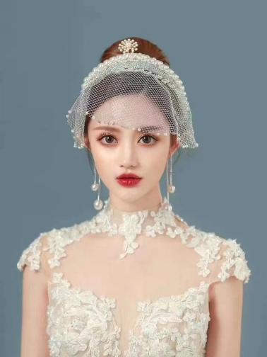 来江西艾婕丝形象设计,化最美的妆,做最美的新娘