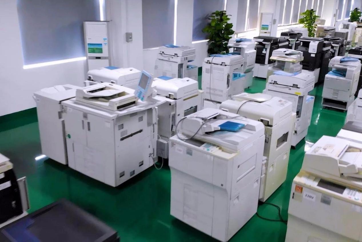好印宝打造行业领先的复印机耗材测试中心
