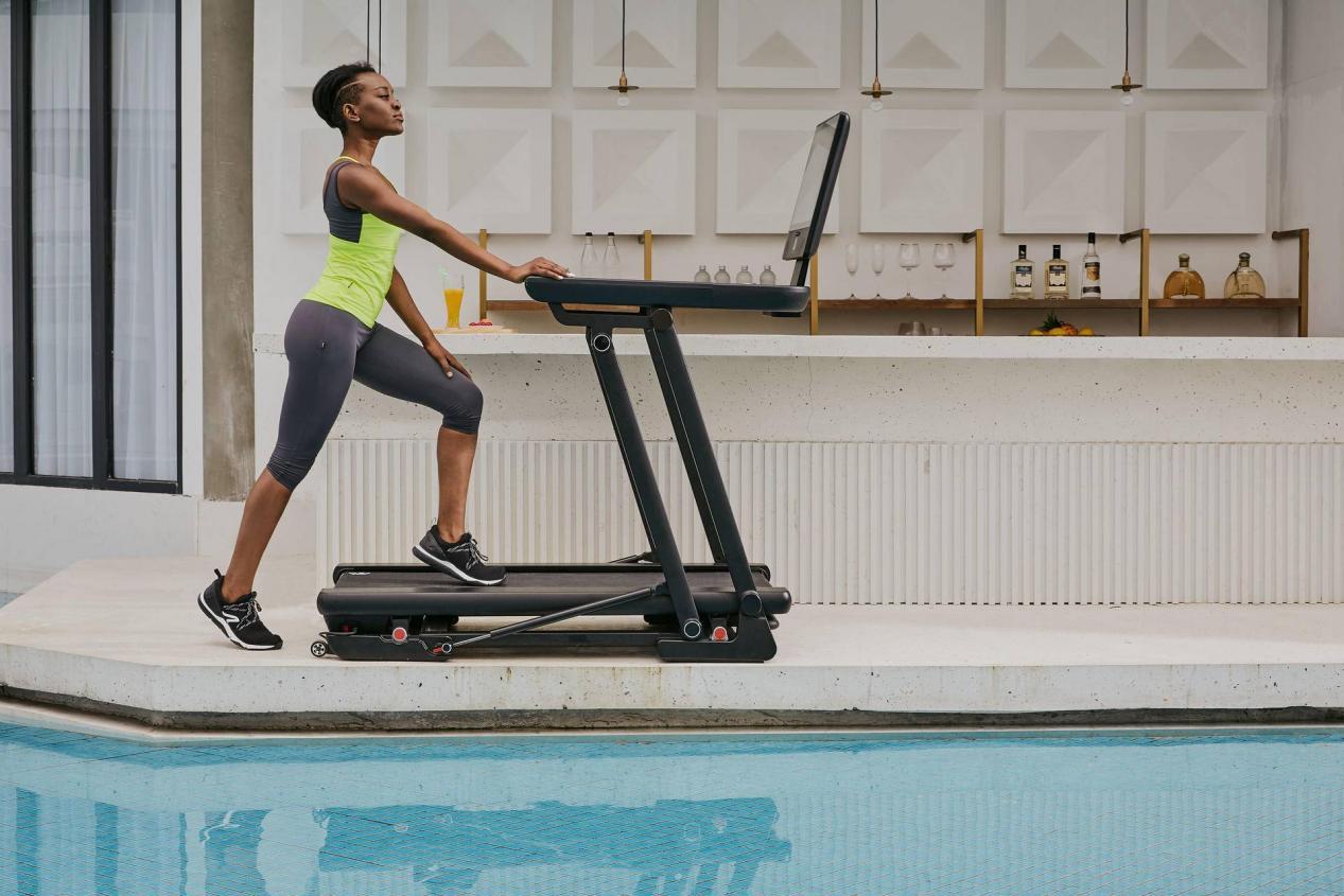 木卫六:打造能上瘾的跑步机,唤醒健康多巴胺