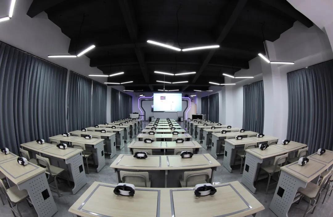 网龙普天教育智慧校园建设案例丨黎明职业大学