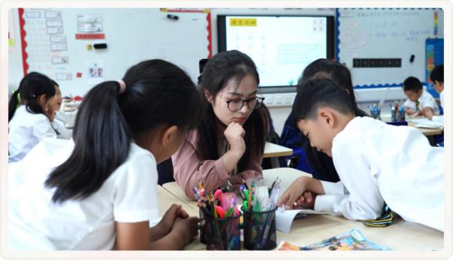 对话杭州惠立双语学校老师:语文课堂助力综合技能提升