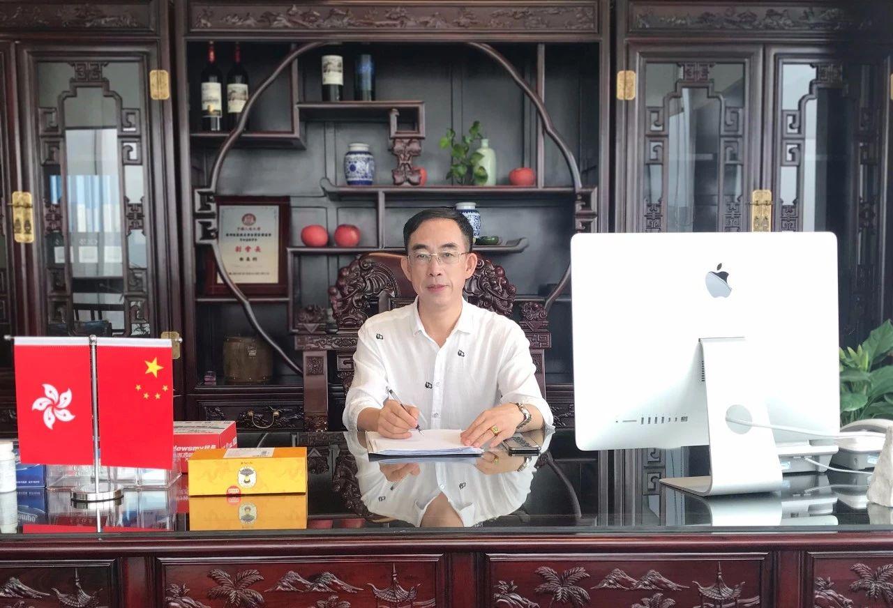 中山波利马塑胶科技有限公司董事长白长利