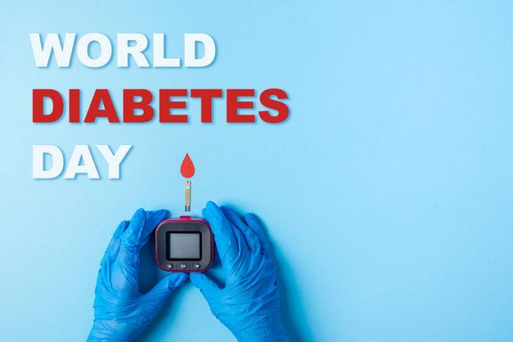 """""""血管还好吗?""""糖尿病日,赛立复血管黄金关注糖友血管健康"""