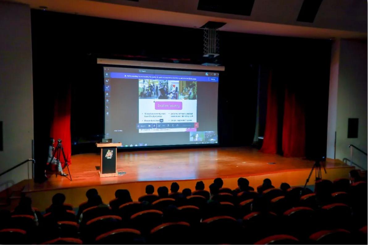 世界名校专场说明会,助力天津国际学校惠灵顿的学子大学申请