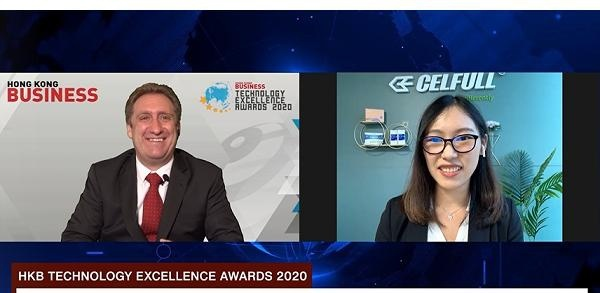 赛立复荣获香港商业科技卓越奖,NADH创新技术受瞩目
