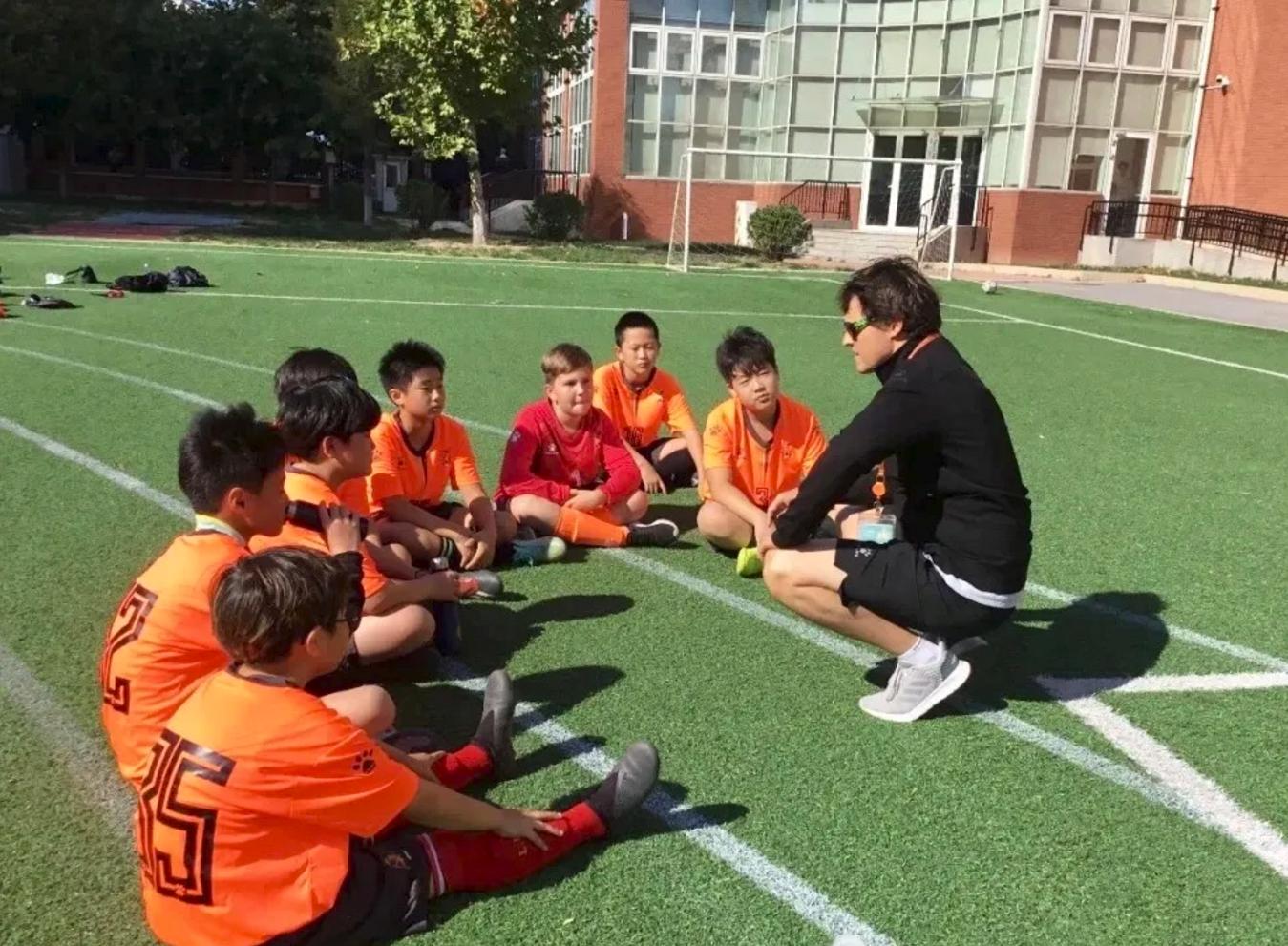 惠灵顿天津国际学校分享:孩子的成长需要体育精神