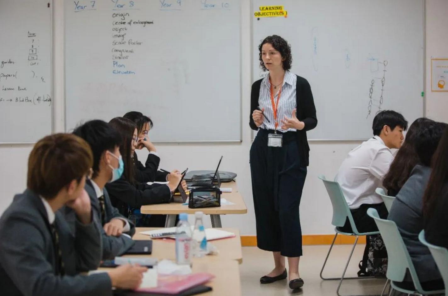 天津惠灵顿国际高中优秀教师访谈