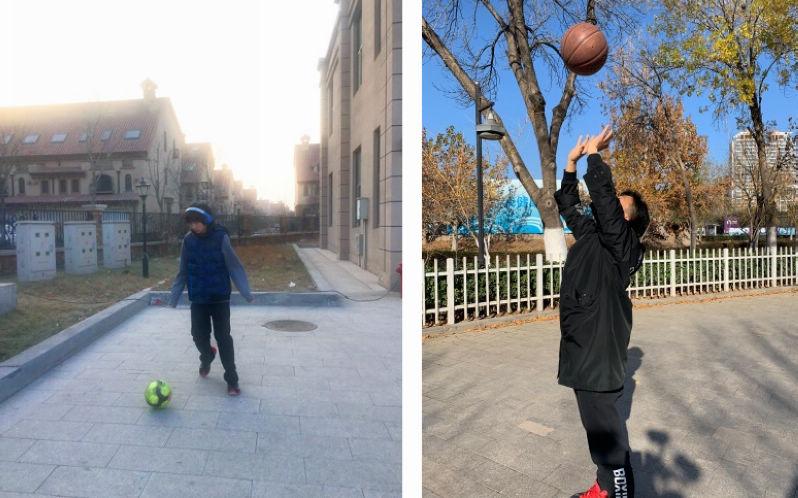 得明健身积极推广足球与篮球的新实践