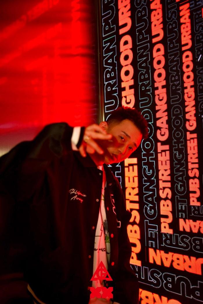 GAI周延成都XX酒吧正式开业 与种梦音乐共同推广潮流文化