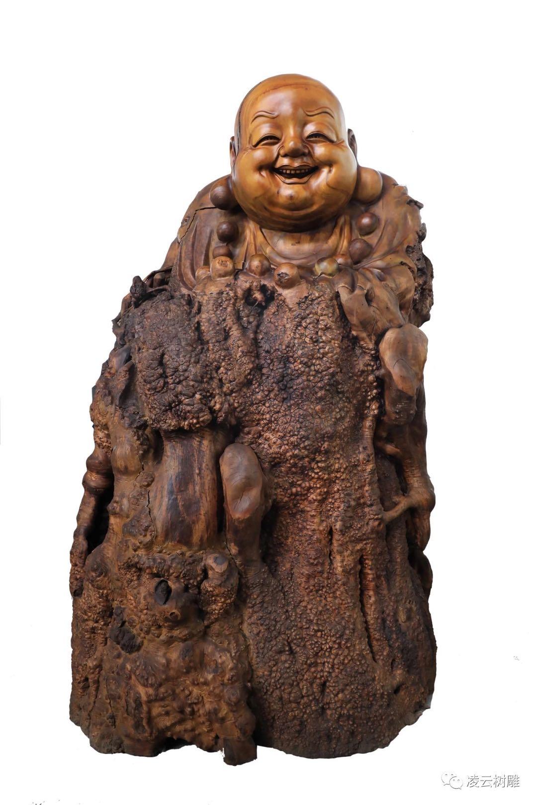 李凌云:中国树雕艺术的缔造者