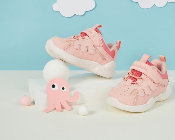 巴拉巴拉童鞋—成长每一步都至关重要