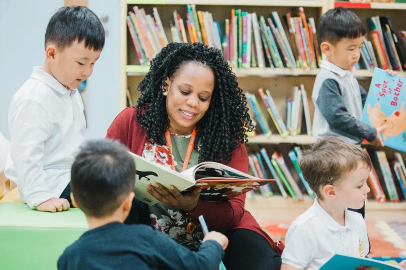 走进惠灵顿天津双语幼儿园课堂 | 幼儿园的阅读课程