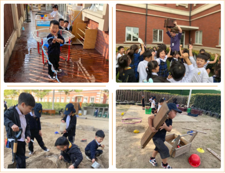 这所杭州双语幼儿园用科学的方式来提高孩子的幸福感与参与度