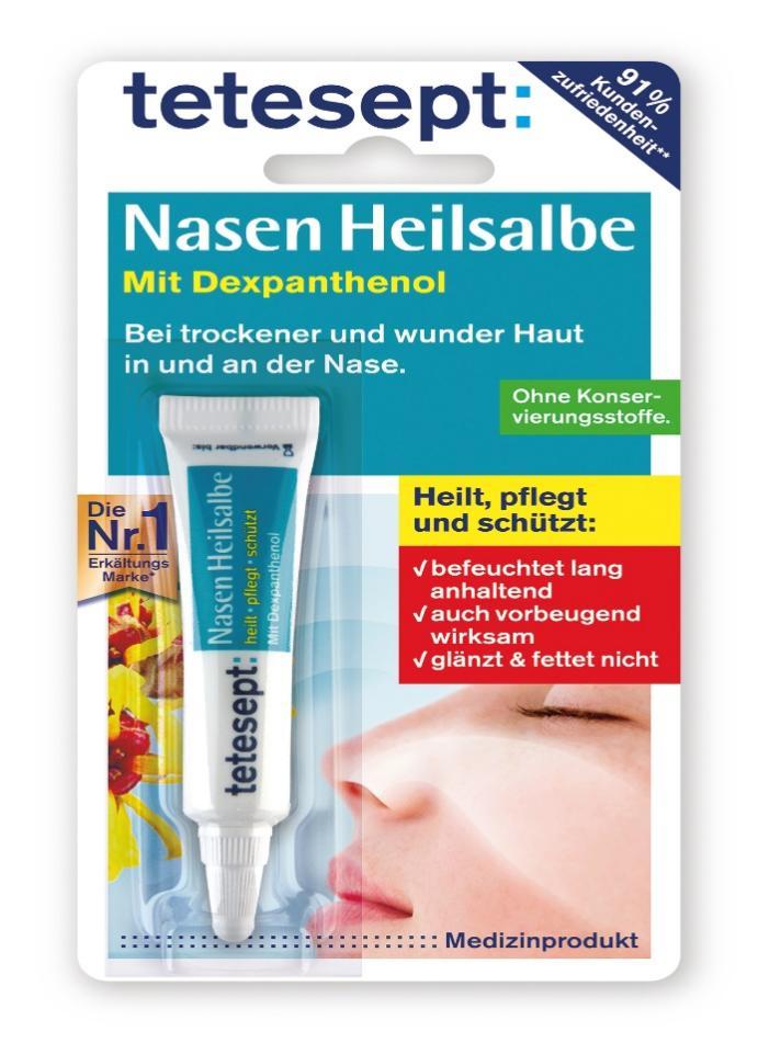 鼻子不通气 鼻子不通气怎么办,德国tetesept帮你摆脱烦恼
