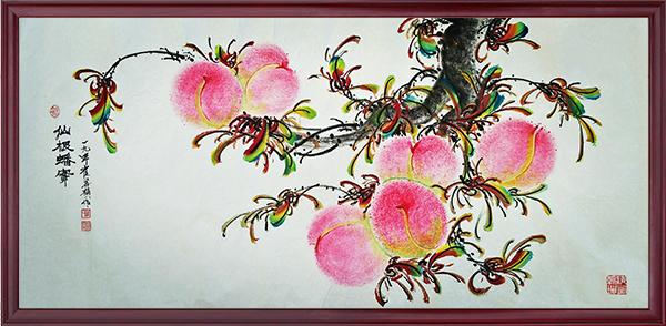 国礼艺术家崔真硕654