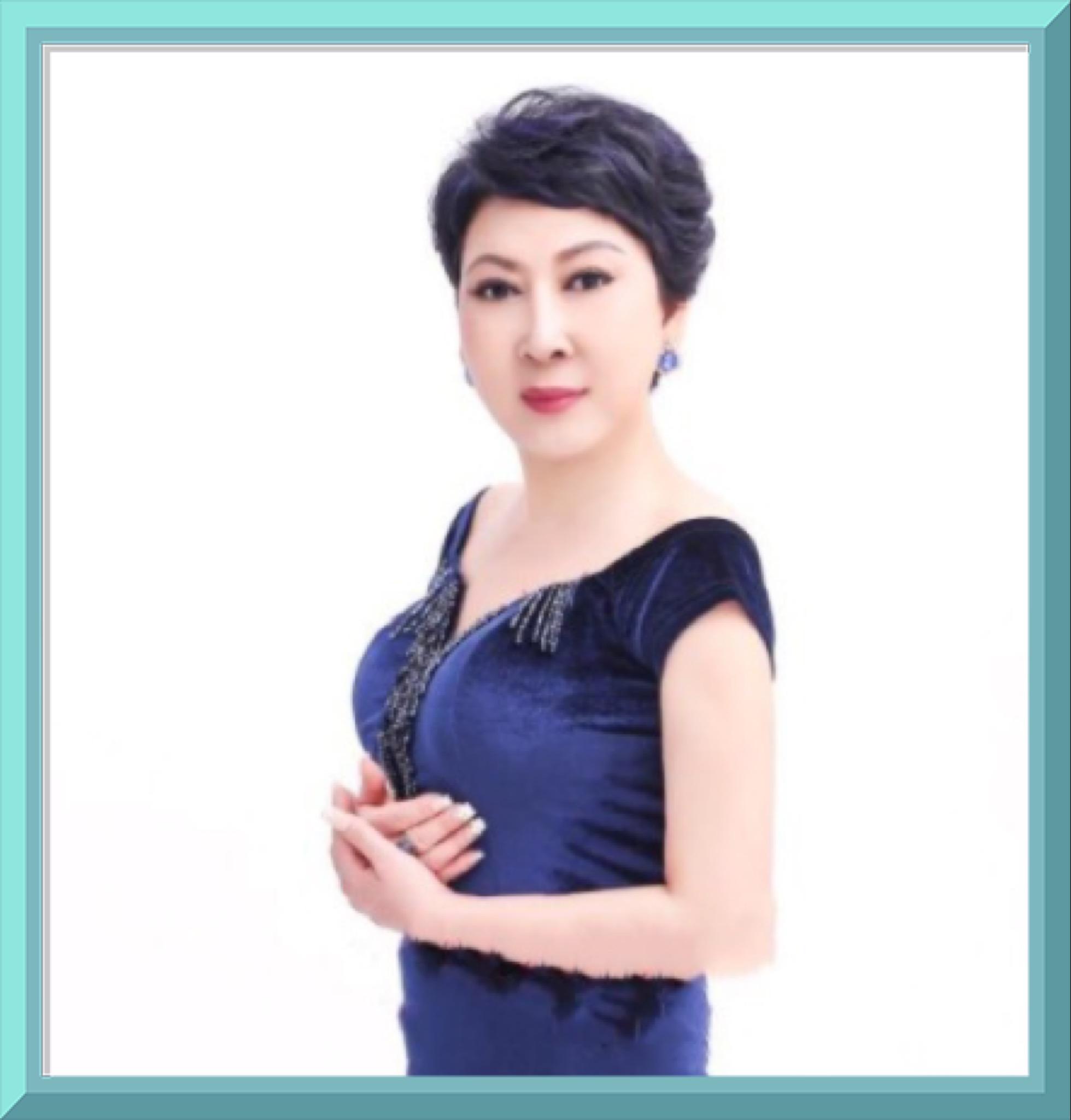 蒙骨肽品牌创始人王荷玲2021年新年贺词
