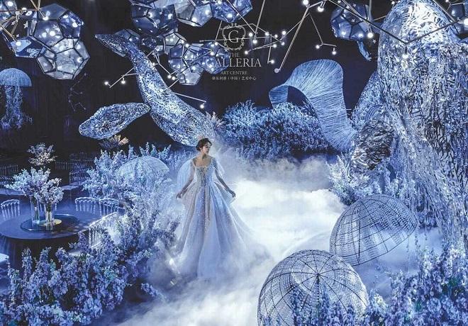 """苏州新晋地标""""小梅奔"""",群星助阵格乐利雅苏州店开业!一键get梦想中的婚礼!"""