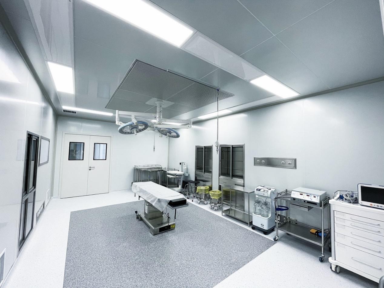 企鹅杏仁青岛手术中心赋能医者打造共享医疗新业态