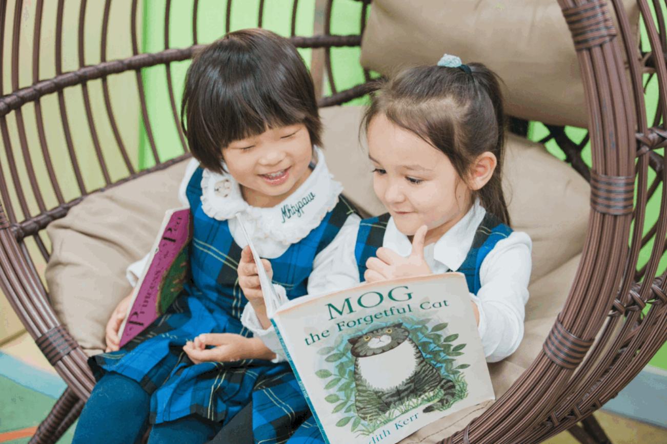 为何选择惠灵顿天津双语幼儿园的双语课程?