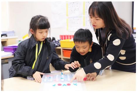 惠立这所 杭州双语学校的英语拼写课有何独特之处?