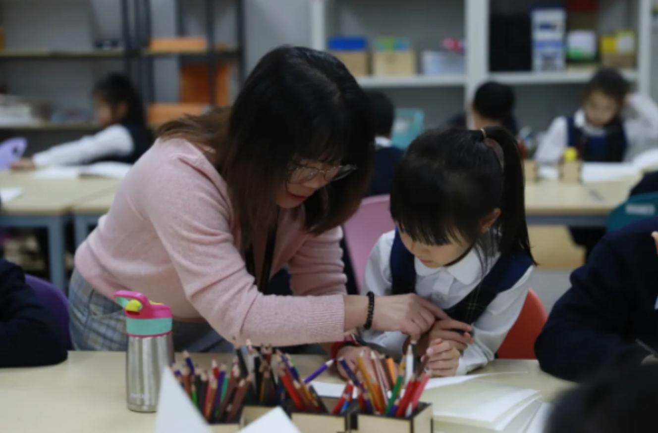 在惠灵顿这所杭州国际学校:艺术与设计赋予学生成长的翅膀